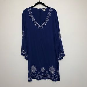 Ariat Embroidered Dress